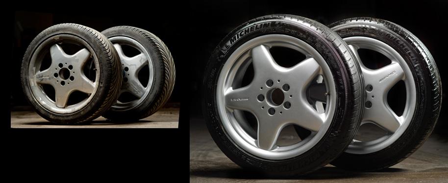 David May Alloy Wheel Repairs