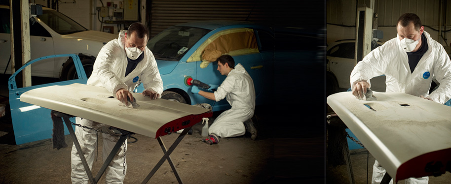 David May Garage Services - Body work repairs and paint work repairs